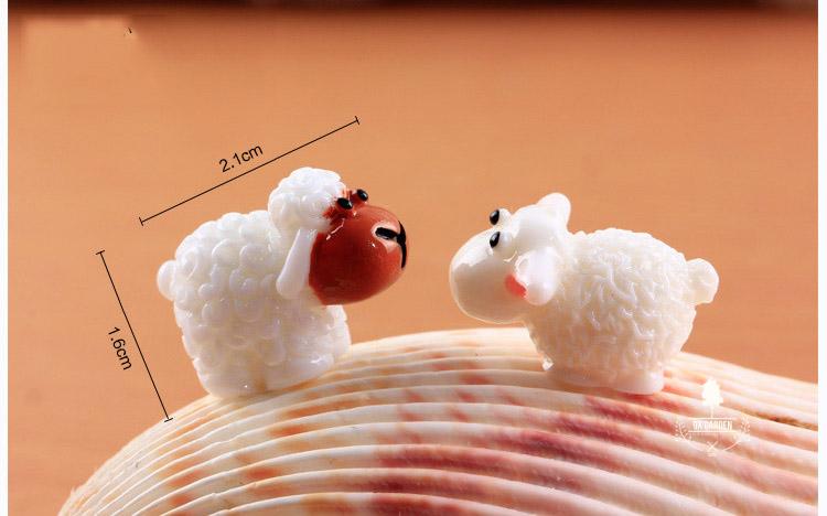 Cừu - Phụ Kiện Terrarium - 9X GARDEN