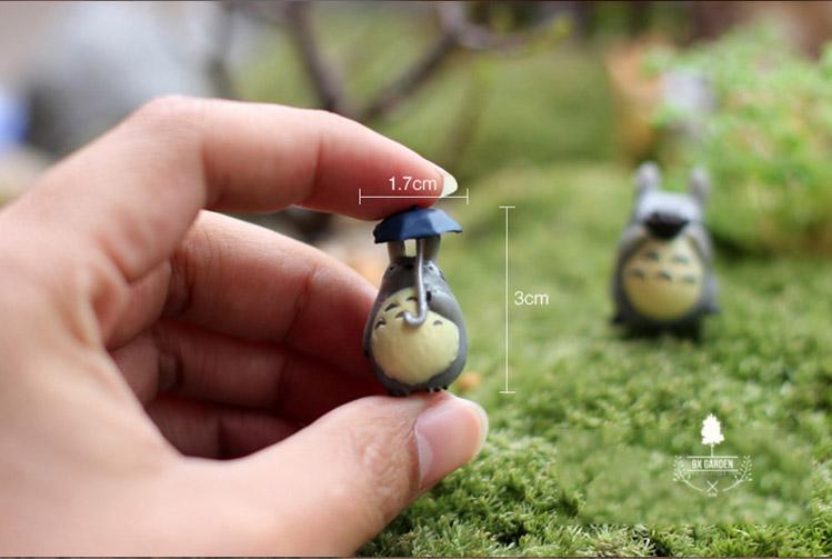 Totoro - Phụ Kiện Terrarium - 9X GARDEN